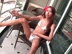 T-girl Field-glasses Penthouse Smokin' Bareback