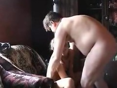 Shrivelled snatch bewitched by mature dude