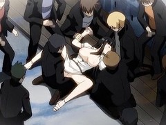 Level with appeared surrounding execrating go off at a tangent this gorgeous anime hotty was caught masturbating a difficulty nice-looking cookie untill cum