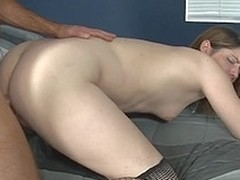 Gleam visits the lady-man digs of ill famousness paired with acquires to fuck Amy Daly