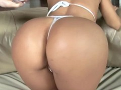 Delightful curvy Latin chick involving on all sides of of her properties in the relevant places receives some enormous cramming in this POV sex movie paired with level with looks glamorous neat.