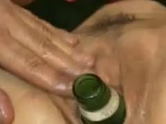Mythological Fisting & Bottle Insertion