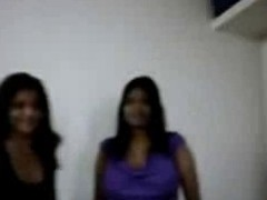 Busty Indian Giant BoobsAunty remove their way dress & doing oral-service to their way Customer