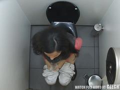 1st Hidden Web camera in Toilets Worldwide