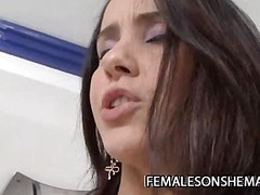Evelin Rangel on Some Female Muff