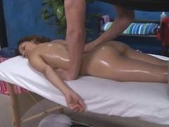 Adriana 18 yo - Massaged and Drilled Hard