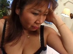 46yr old Plump Japanese Mama Bonks Wonderful (Uncensored)