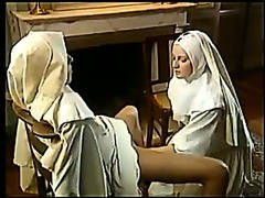 Nuns Fascination With Fists