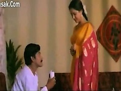Indian Mallu Maria Hottest sex scene all round her Transporter