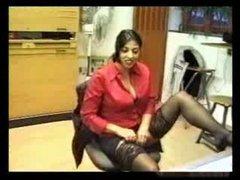 Turkish Dilettante Secretary in Office