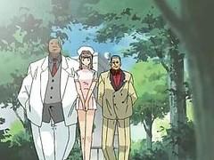 Manga oral with hardcore