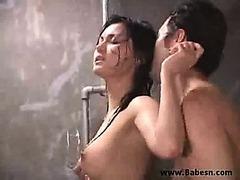 Oriental Omnibus Does Student in someone's skin Shower 00