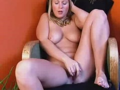 unprofessional wife finger cookie masturbation fleshy popping
