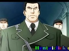 Lustful manga homosexual hardcore gazoo copulates