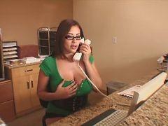Selena Castro Hawt Breasty Latin chick