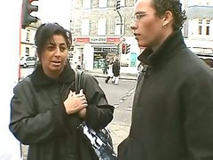 Youthful Dude Entice A Breasty Mama In The Street And Fuck Her 2