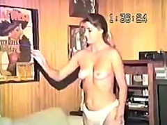 Chrissy And Her Dad Home Clip