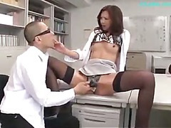Office Sprog Getting Her Nipps Sucked Wet crack Licked Fingered Giving Oral sex For Fellow In The Office