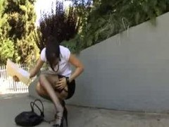 Sasha Grey - Discharged Glasses - Scene 4