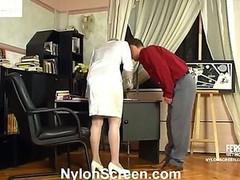 Isabella&Bertram screened during the time that having nylonsex