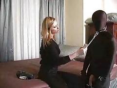 Fetish masturbation with fleshlight by opuntia