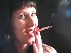 Brunette hair honey is hawt involving smokin' porn