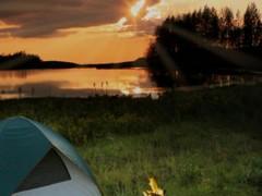 Bachelorette Camping Fillet Ideas